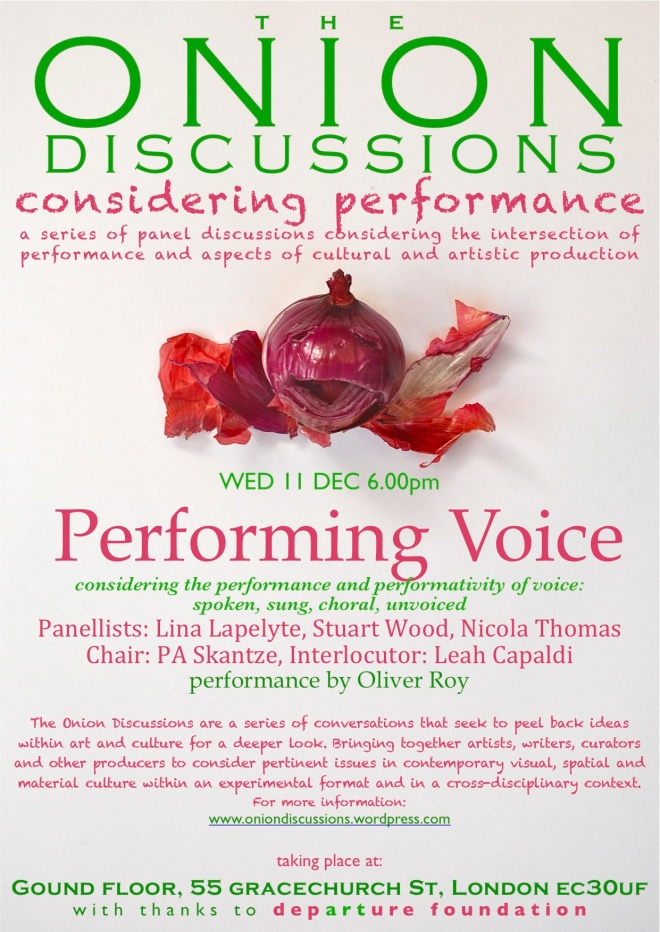 voice onion -xmas 2013